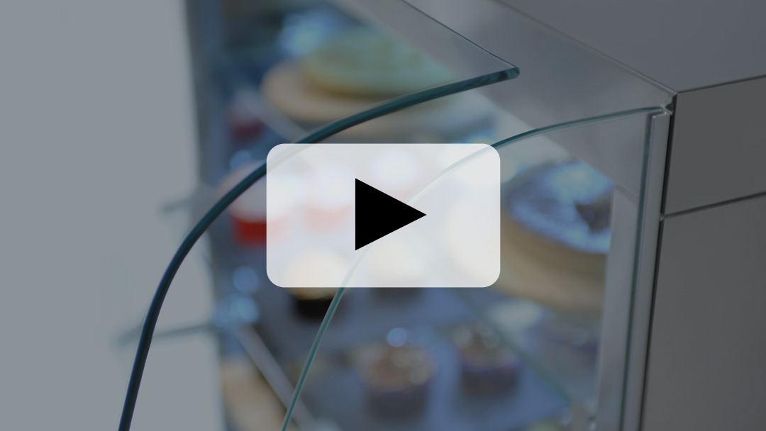 Pastry Chiller Video