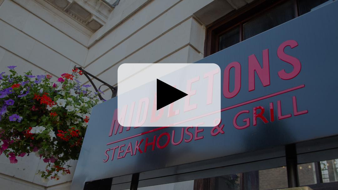 Middletons Steakhouse - Exterior Building