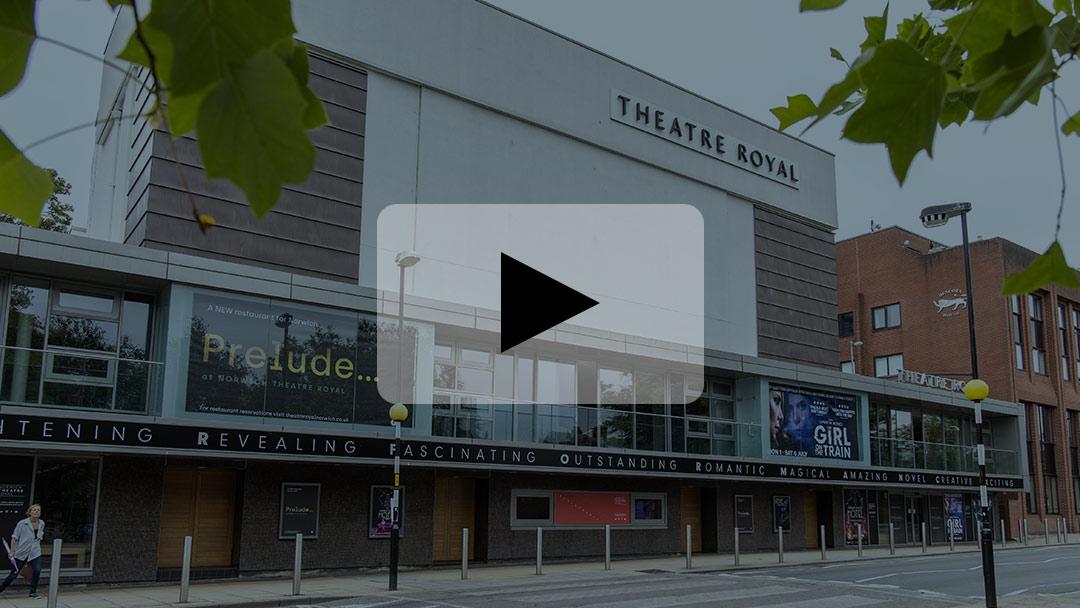 The Theatre Royal, Norwich
