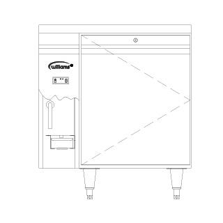 Bakery Counter Remote B1R(J)