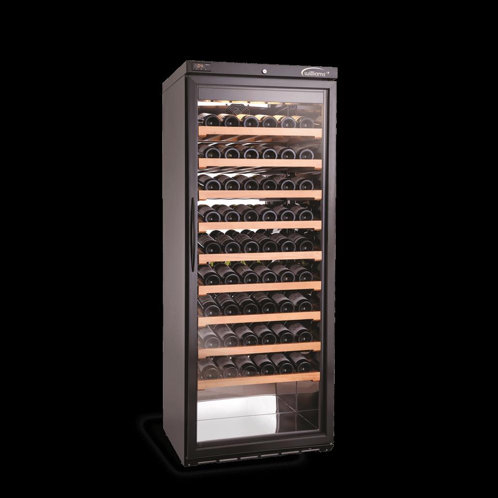 Upright Wine Cabinet 1 Door BC95W