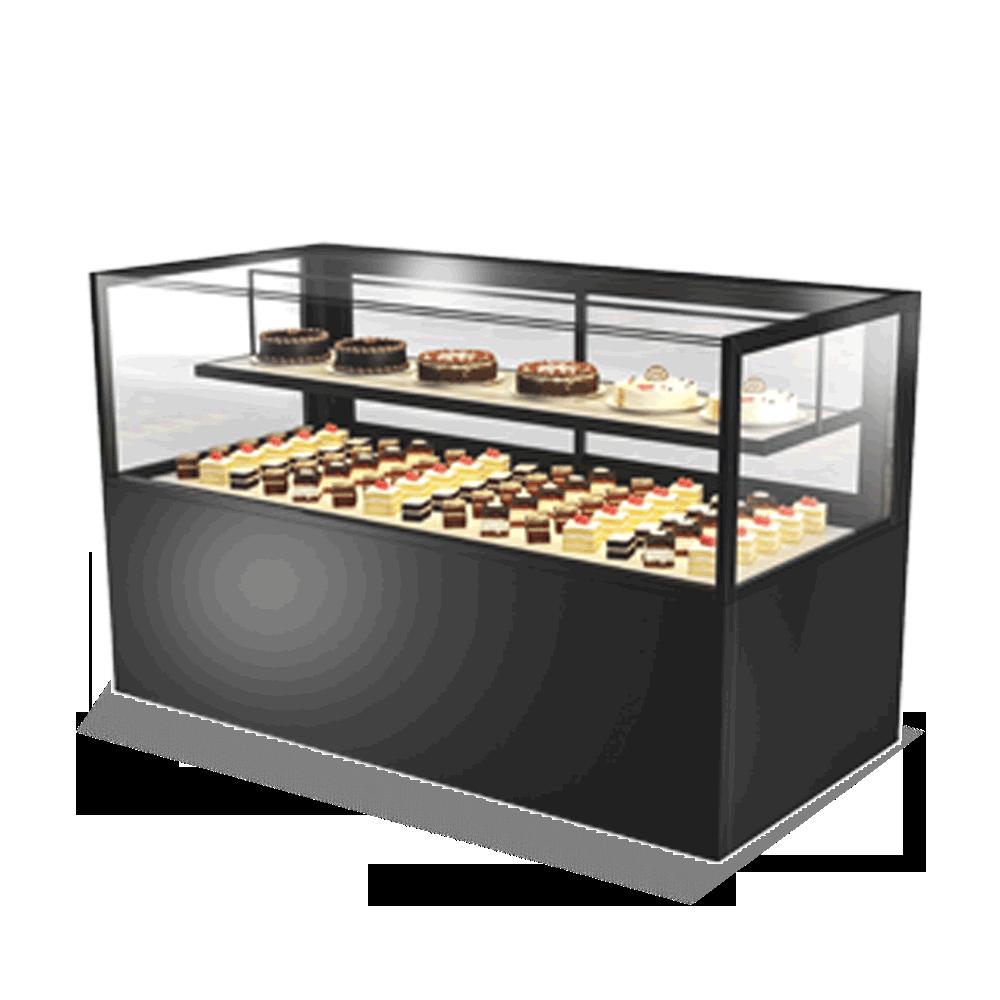 Cake Display Show Case CAKE-U-1800-HG