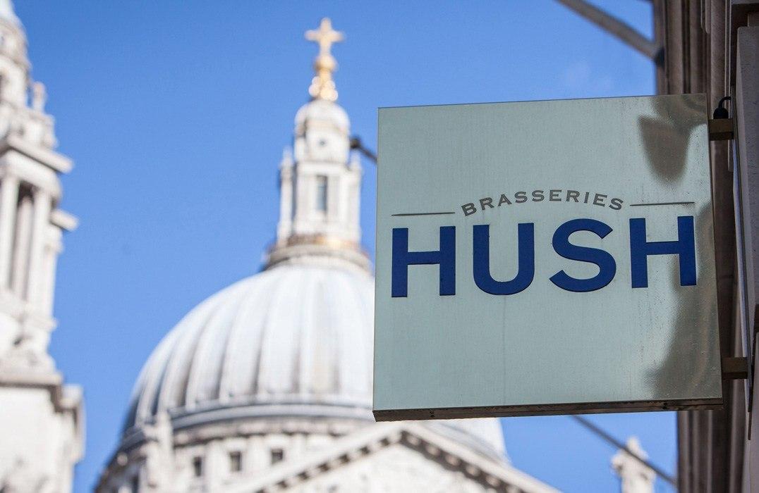 Hush at St Pauls