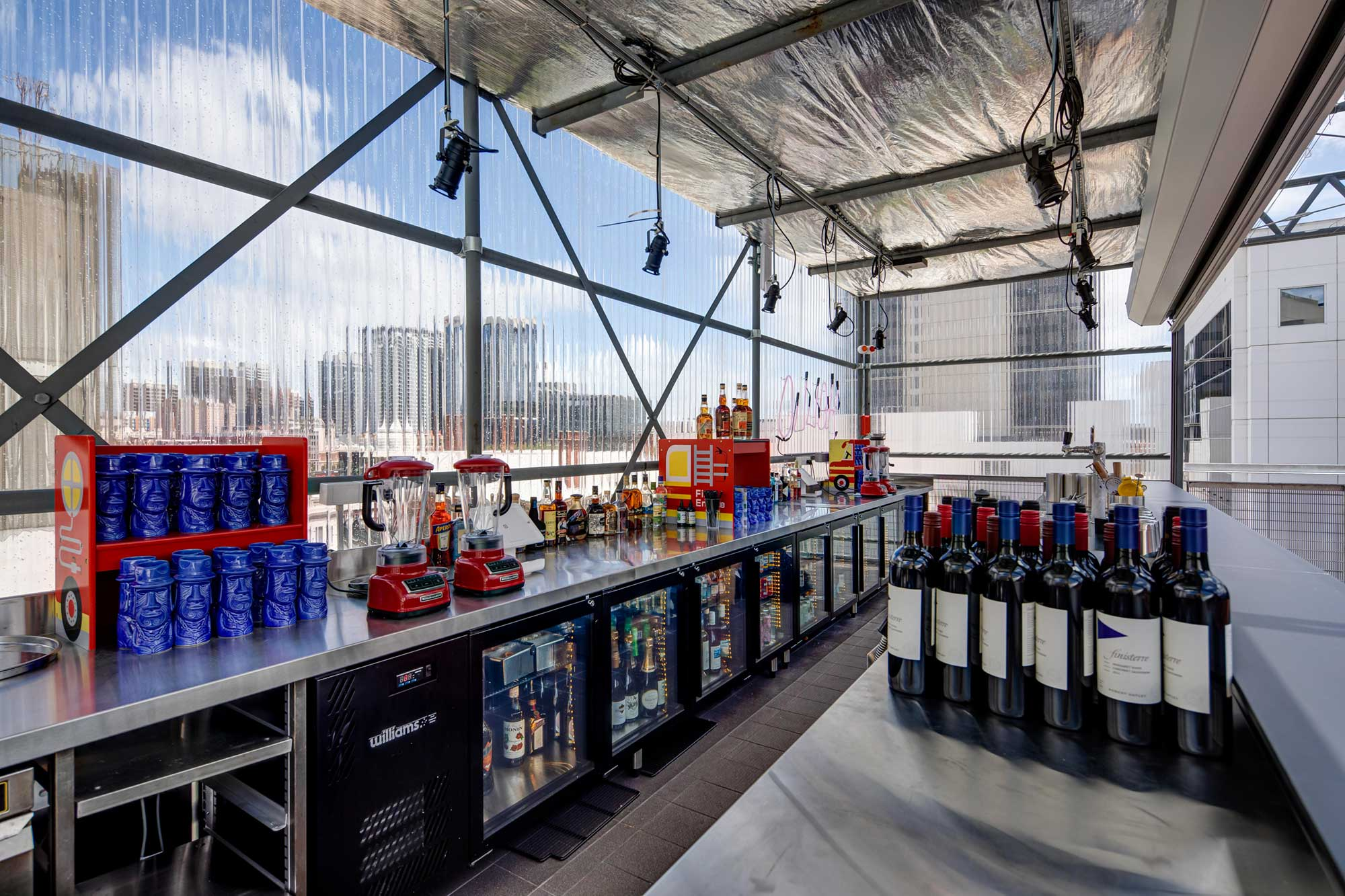 commercial refrigeration at Rechabite Perth